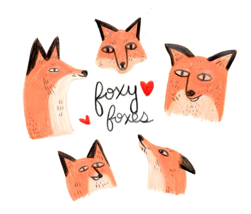 foxy-foxes